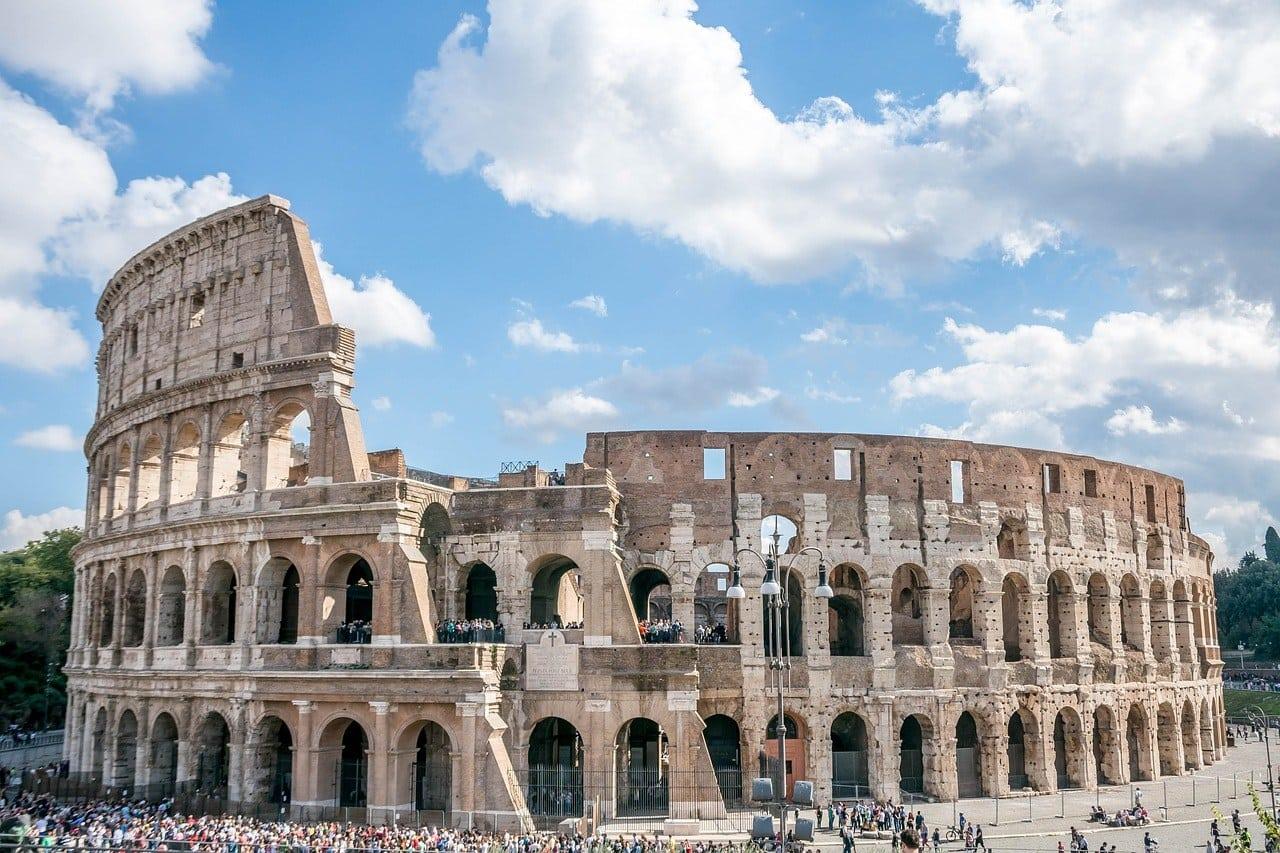 Lugares imprescindibles de Roma coliseo