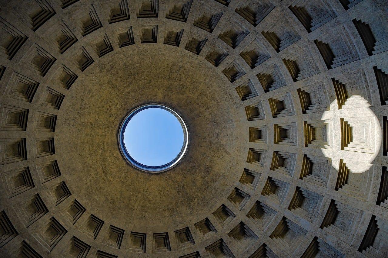 Lugares imprescindibles de Roma panteon