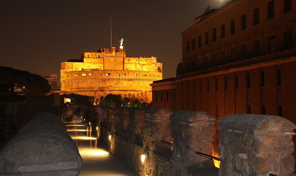 Castillo de Sant'Angelo e Il Passetto