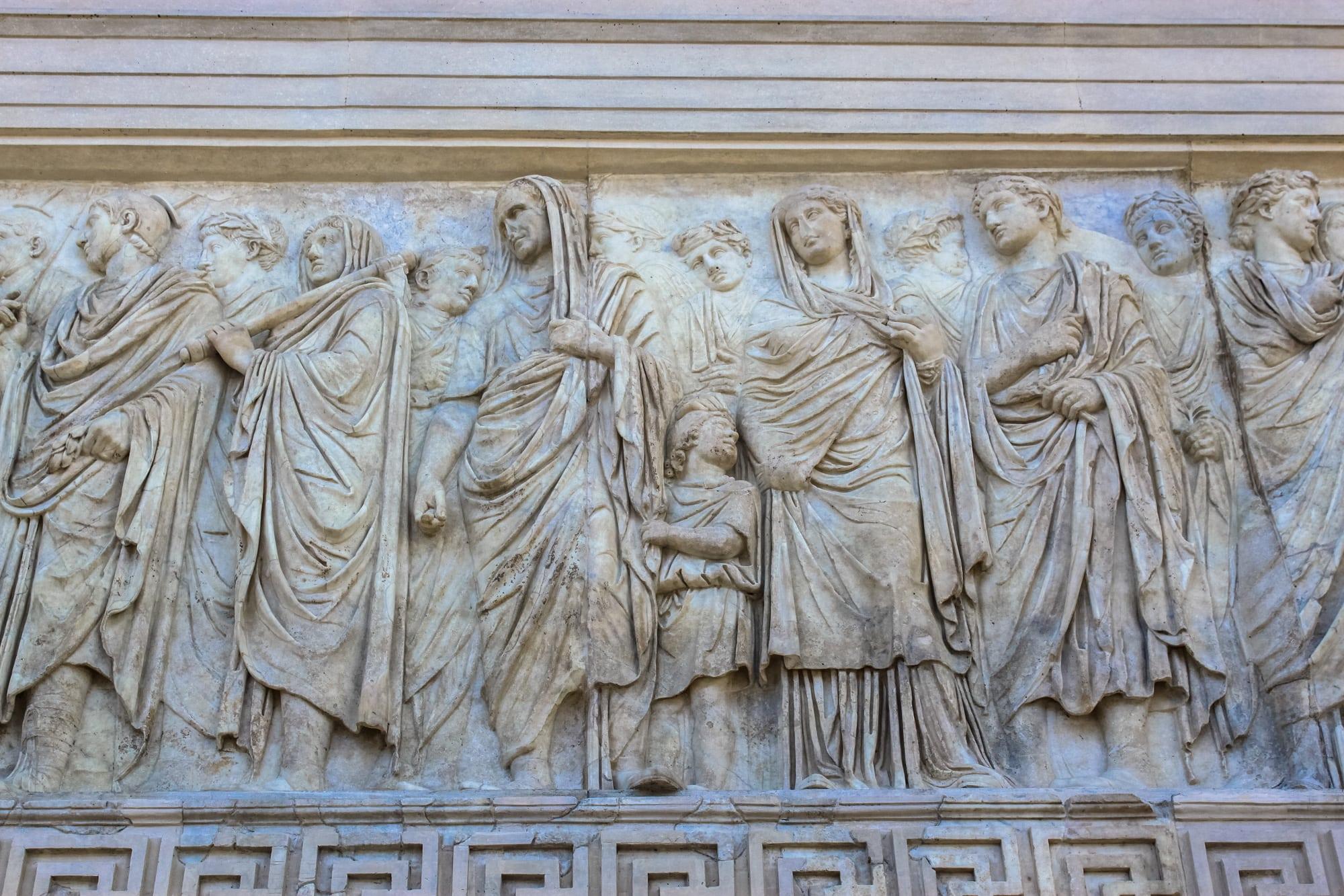 Ara Pacis, Rome