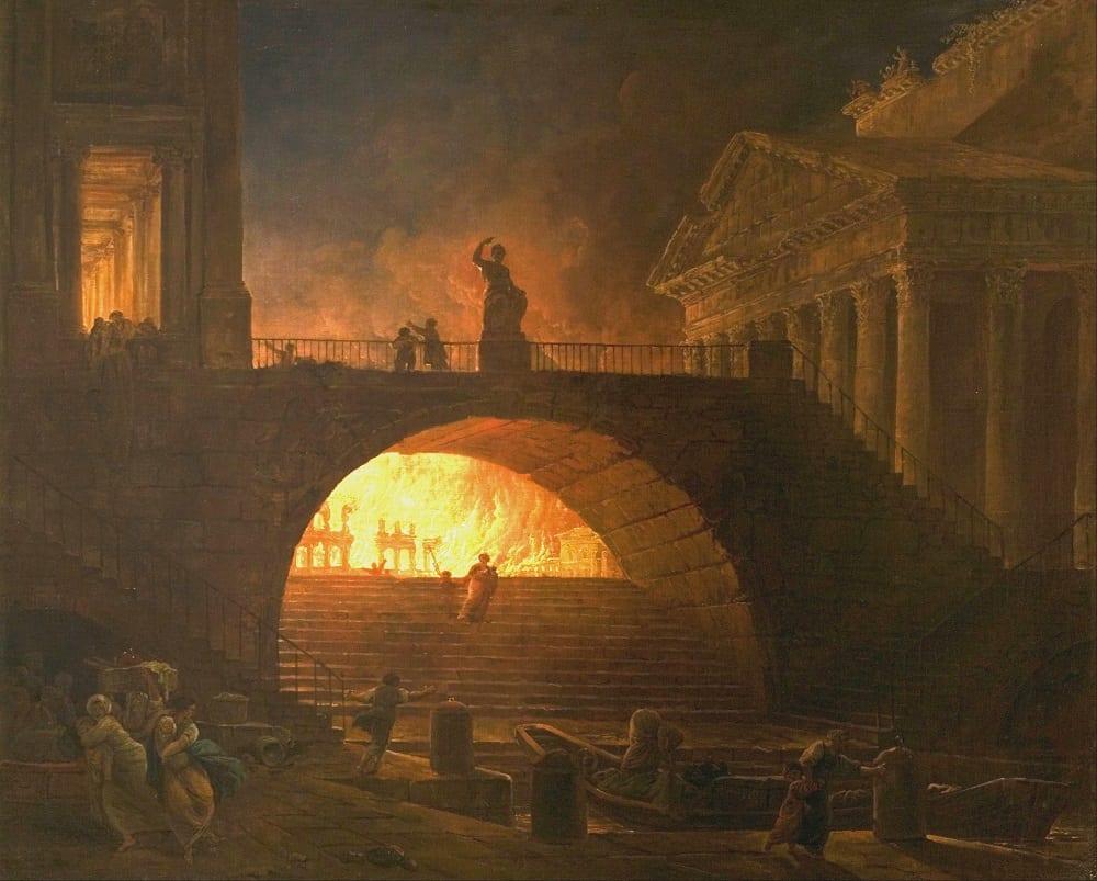 Incendio-Neron